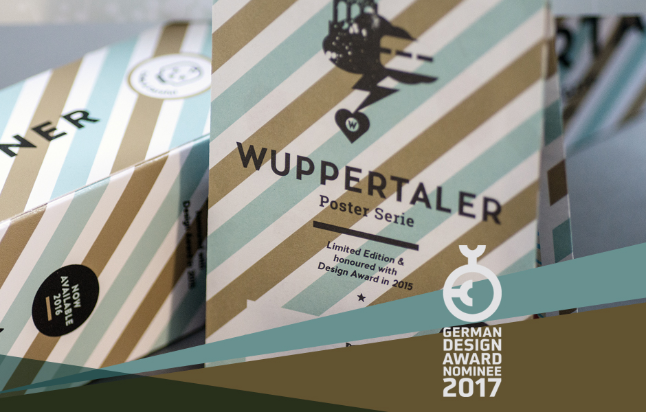 Wuppertaler Posterserie